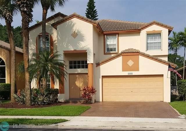 1406 SW 159th Ave, Pembroke Pines, FL 33027 (MLS #F10225508) :: Laurie Finkelstein Reader Team