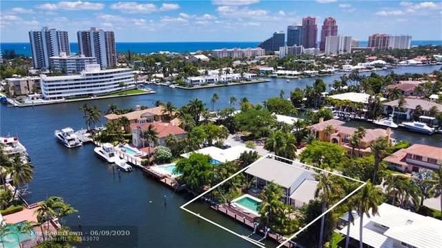2889 NE 27th St, Fort Lauderdale, FL 33306 (MLS #F10228277) :: Lucido Global