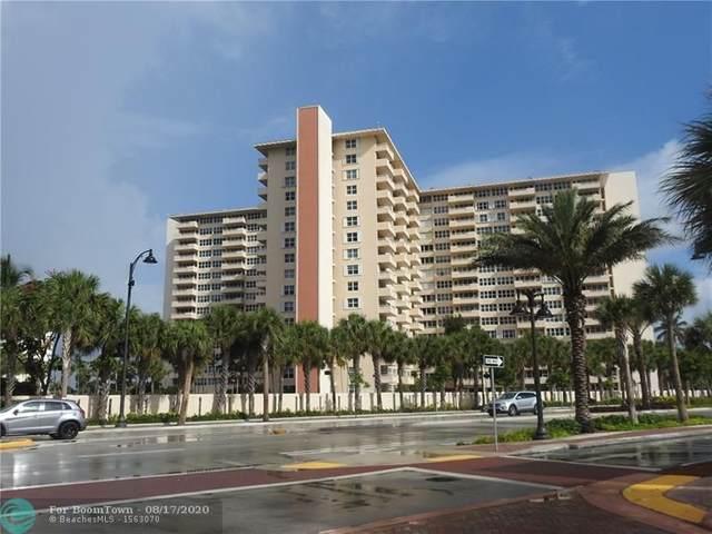 3300 NE 36th St #1418, Fort Lauderdale, FL 33308 (#F10230687) :: The Rizzuto Woodman Team
