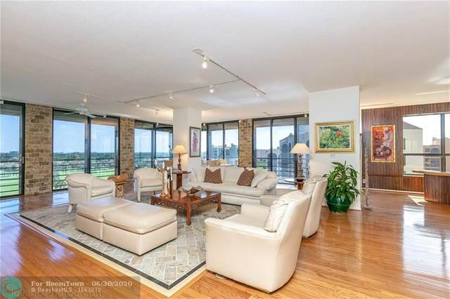 7235 Promenade Dr K-701, Boca Raton, FL 33433 (MLS #F10230892) :: Berkshire Hathaway HomeServices EWM Realty
