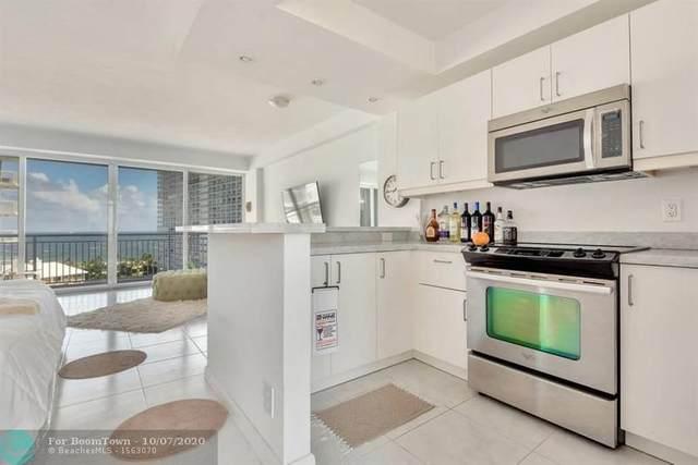1920 S Ocean Dr #1207, Fort Lauderdale, FL 33316 (MLS #F10231375) :: Berkshire Hathaway HomeServices EWM Realty