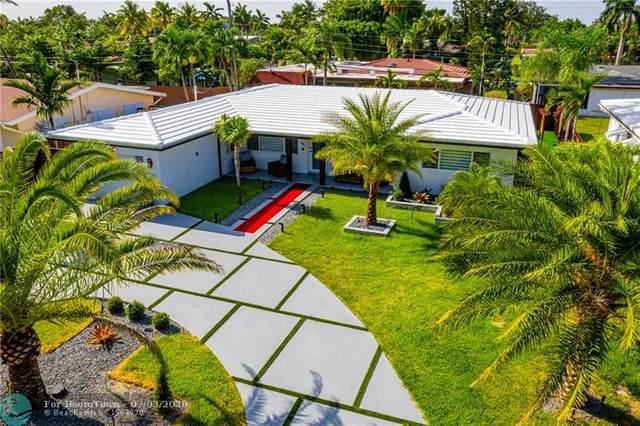 2041 NE 52nd St, Fort Lauderdale, FL 33308 (MLS #F10233746) :: Berkshire Hathaway HomeServices EWM Realty