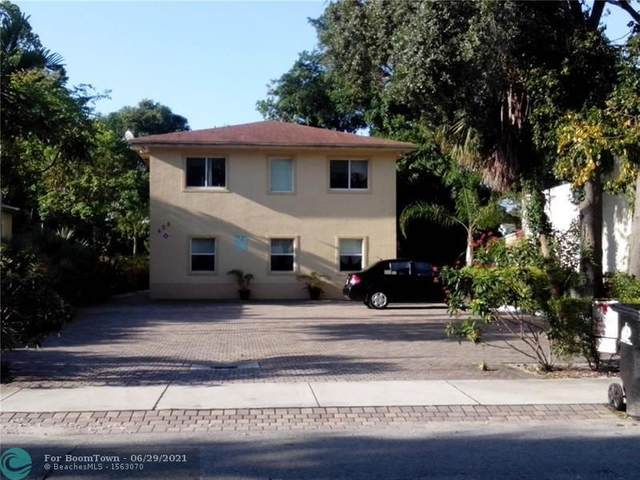 420 SE 18th Ct, Fort Lauderdale, FL 33316 (MLS #F10234520) :: The Howland Group