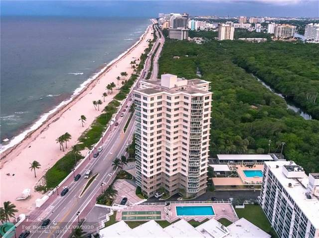 1151 N Fort Lauderdale Beach Blvd 2-C, Fort Lauderdale, FL 33304 (#F10235024) :: Ryan Jennings Group
