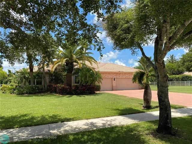 13157 Majestic Way, Cooper City, FL 33330 (MLS #F10235074) :: Green Realty Properties