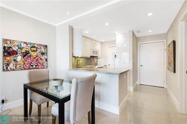 3233 NE 34th St #1118, Fort Lauderdale, FL 33308 (MLS #F10236398) :: Berkshire Hathaway HomeServices EWM Realty