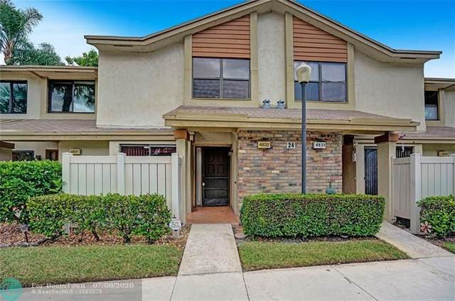 4832 NW 22nd St, Coconut Creek, FL 33063 (MLS #F10236823) :: THE BANNON GROUP at RE/MAX CONSULTANTS REALTY I