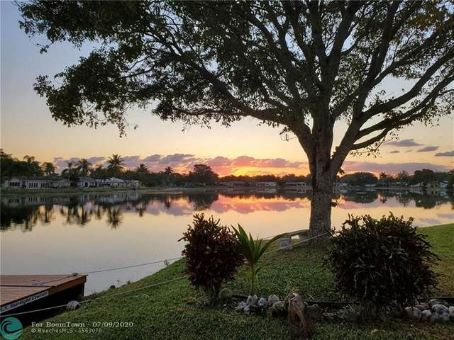 7321 SW 10th St, Plantation, FL 33317 (MLS #F10237910) :: Green Realty Properties
