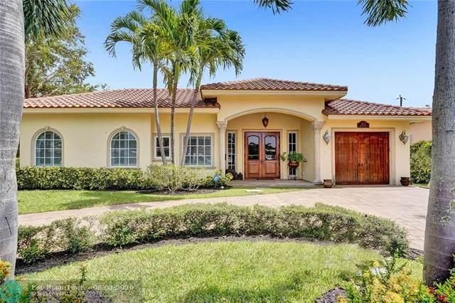 2612 NE 8th St, Pompano Beach, FL 33062 (MLS #F10238388) :: Castelli Real Estate Services