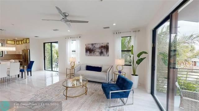 613 NE 22nd Drive #8, Wilton Manors, FL 33305 (MLS #F10238639) :: Berkshire Hathaway HomeServices EWM Realty