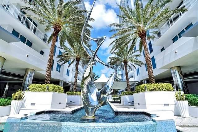 2821 N Ocean Blvd 802S, Fort Lauderdale, FL 33308 (#F10239788) :: Posh Properties