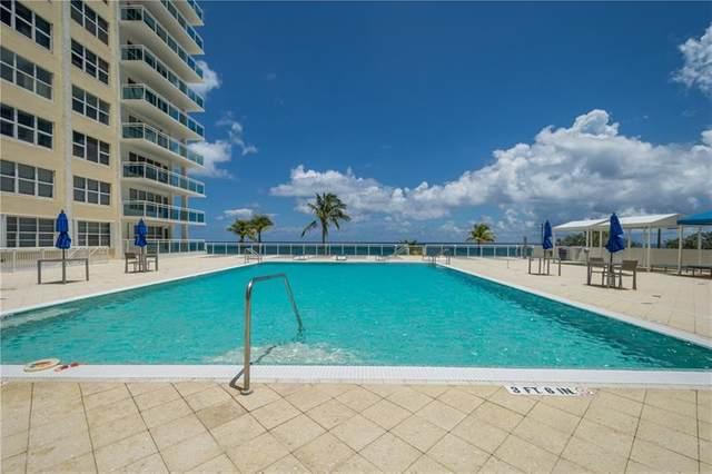 3900 Galt Ocean Dr #1609, Fort Lauderdale, FL 33308 (#F10241702) :: Signature International Real Estate