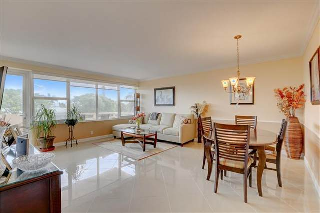 3300 NE 36th St #307, Fort Lauderdale, FL 33308 (MLS #F10242318) :: The Howland Group