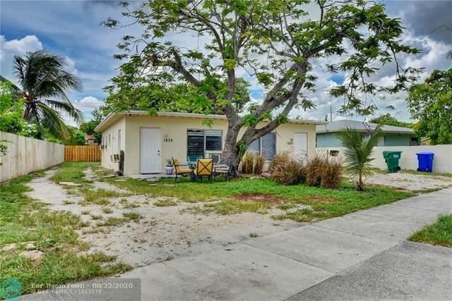 1831 SW 41ST AVE, Fort Lauderdale, FL 33317 (#F10243729) :: Ryan Jennings Group