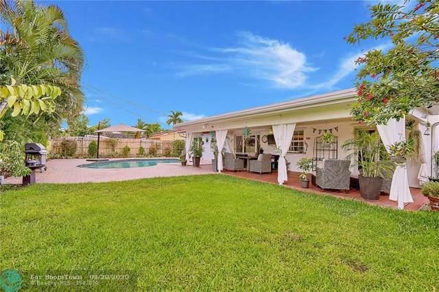 5730 NE 19th Ter, Fort Lauderdale, FL 33308 (MLS #F10243976) :: Berkshire Hathaway HomeServices EWM Realty