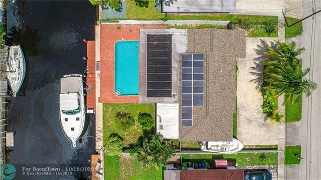 1721 SW 22nd Ave, Fort Lauderdale, FL 33312 (MLS #F10244978) :: Berkshire Hathaway HomeServices EWM Realty
