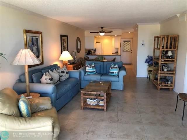 2731 NE 14th Street Cswy #415, Pompano Beach, FL 33062 (MLS #F10248315) :: Patty Accorto Team