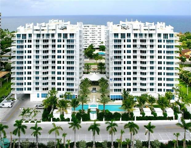 2821 N Ocean Blvd 1102S, Fort Lauderdale, FL 33308 (#F10249328) :: Posh Properties