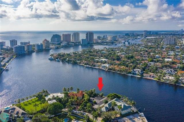 501 Middle River Dr, Fort Lauderdale, FL 33304 (MLS #F10249541) :: The Howland Group