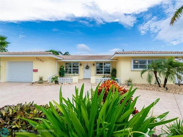 5280 NE 26th Ave, Lighthouse Point, FL 33064 (MLS #F10250834) :: THE BANNON GROUP at RE/MAX CONSULTANTS REALTY I