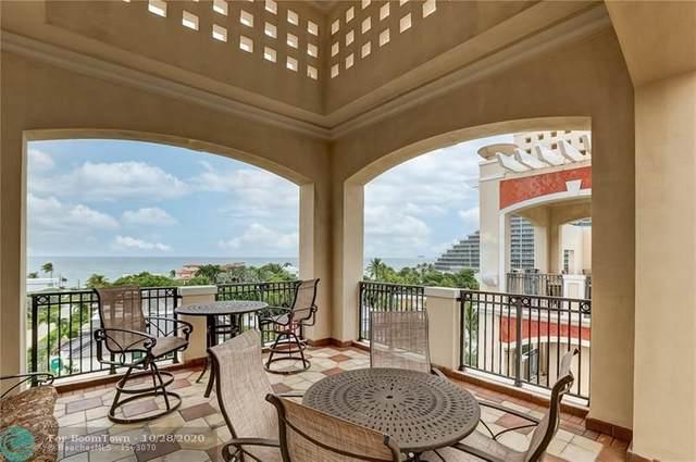 2409 N Ocean Blvd #427, Fort Lauderdale, FL 33305 (MLS #F10251980) :: Green Realty Properties