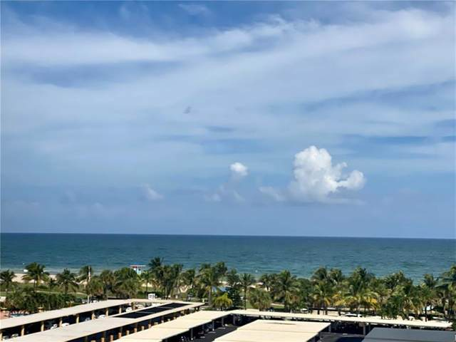 301 N Ocean Blvd. #706, Pompano Beach, FL 33062 (#F10252710) :: Baron Real Estate