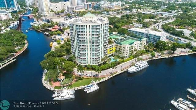 401 SW 4th Ave #300, Fort Lauderdale, FL 33315 (MLS #F10253007) :: Berkshire Hathaway HomeServices EWM Realty