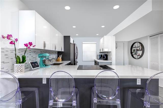 800 Cypress Grove Dr #405, Pompano Beach, FL 33069 (MLS #F10254678) :: Green Realty Properties