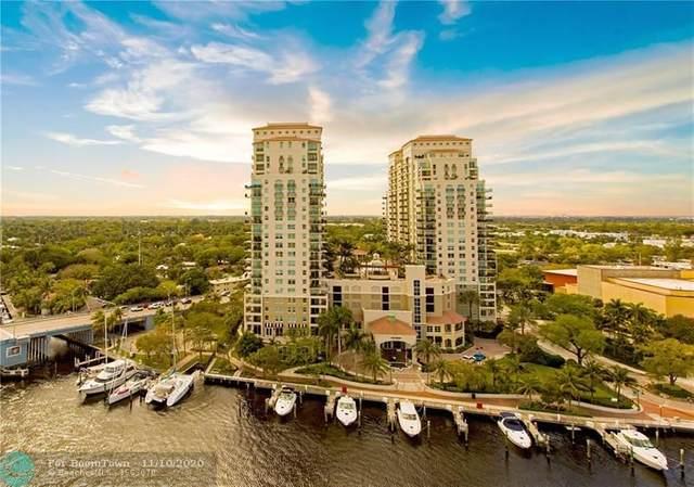 600 W Las Olas Blvd 502S, Fort Lauderdale, FL 33312 (MLS #F10255202) :: Berkshire Hathaway HomeServices EWM Realty