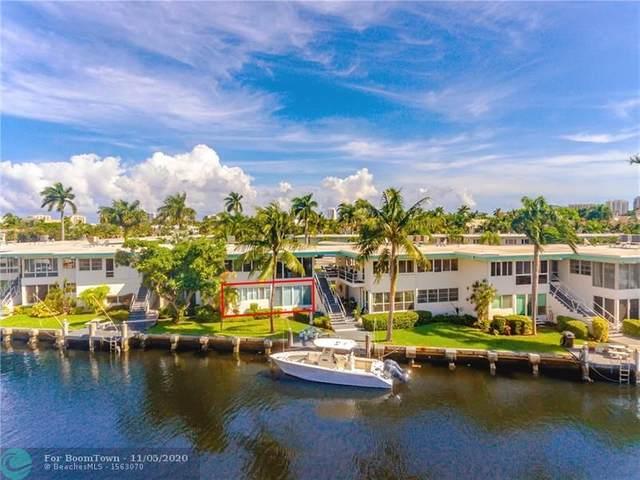 180 Isle Of Venice Dr #107, Fort Lauderdale, FL 33301 (MLS #F10255678) :: Berkshire Hathaway HomeServices EWM Realty