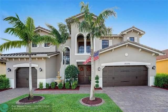 10370 Peninsula Place, Parkland, FL 33076 (MLS #F10257121) :: Laurie Finkelstein Reader Team