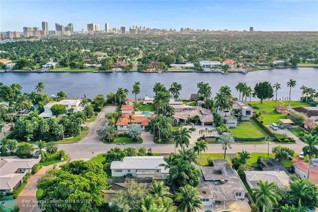 1101 N Northlake Dr, Hollywood, FL 33019 (MLS #F10257463) :: Miami Villa Group