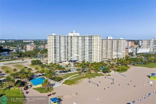 111 N Pompano Beach Blvd #1503, Pompano Beach, FL 33062 (#F10257874) :: The Rizzuto Woodman Team