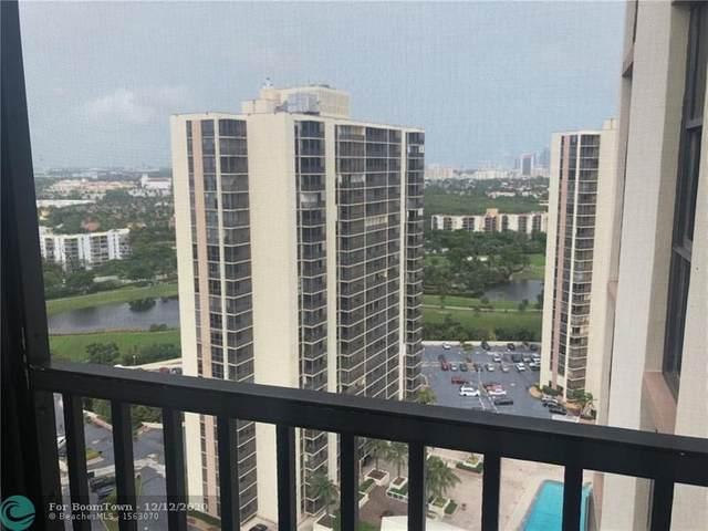 20335 W Country Club Dr #2501, Aventura, FL 33180 (MLS #F10258499) :: Green Realty Properties