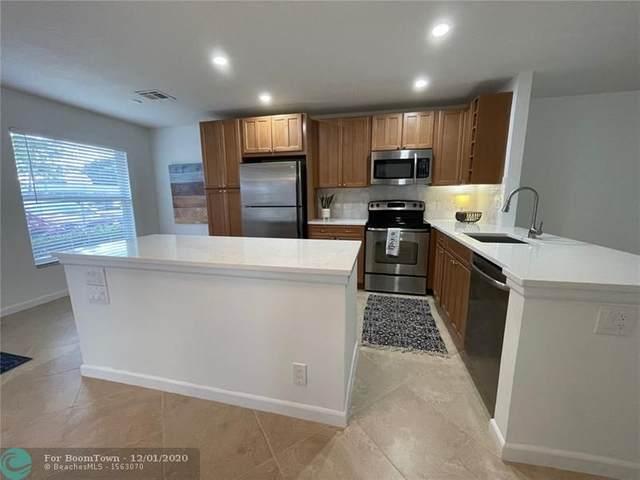 5425 Poppy Place Unit D, Delray Beach, FL 33484 (#F10258617) :: Posh Properties