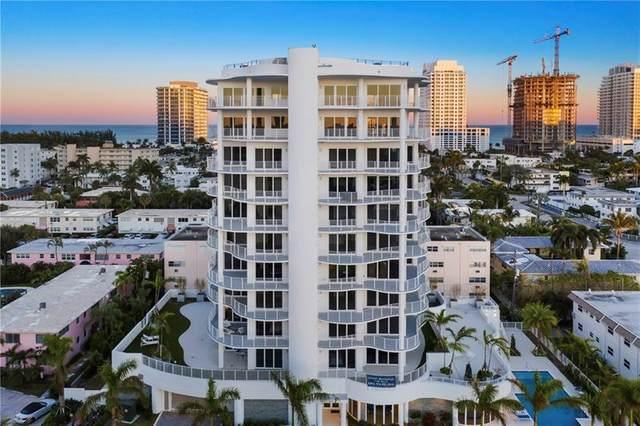 612 Bayshore Drive #301, Fort Lauderdale, FL 33304 (#F10260681) :: Dalton Wade