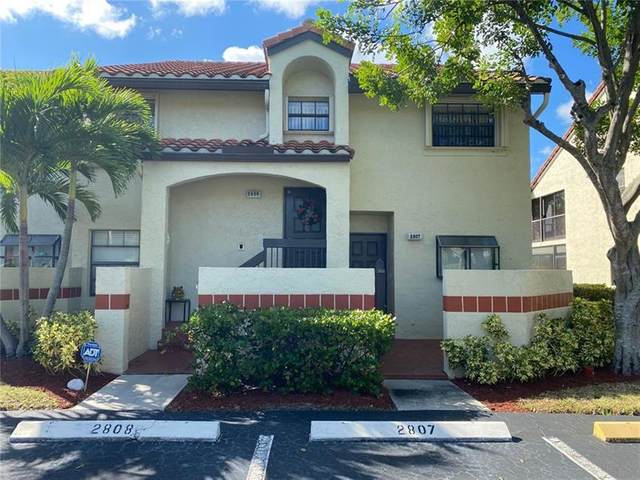 2808 Congressional Way #2808, Deerfield Beach, FL 33442 (#F10261066) :: Realty One Group ENGAGE