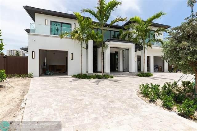 72 Isla Bahia Dr, Fort Lauderdale, FL 33316 (MLS #F10262006) :: The Howland Group
