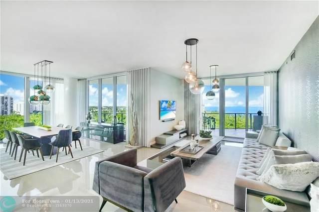 701 N Fort Lauderdale Beach Blvd #906, Fort Lauderdale, FL 33304 (#F10263229) :: The Rizzuto Woodman Team