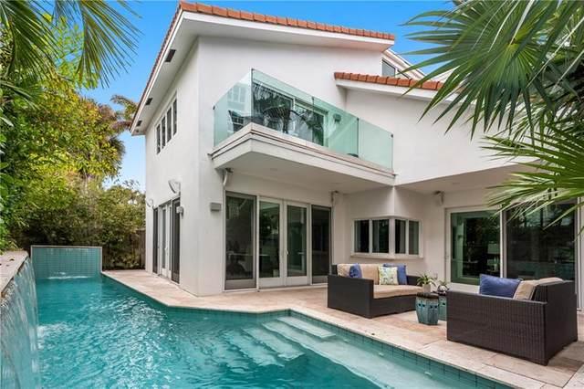 3330 NE 14th Ct, Fort Lauderdale, FL 33304 (#F10263388) :: Ryan Jennings Group