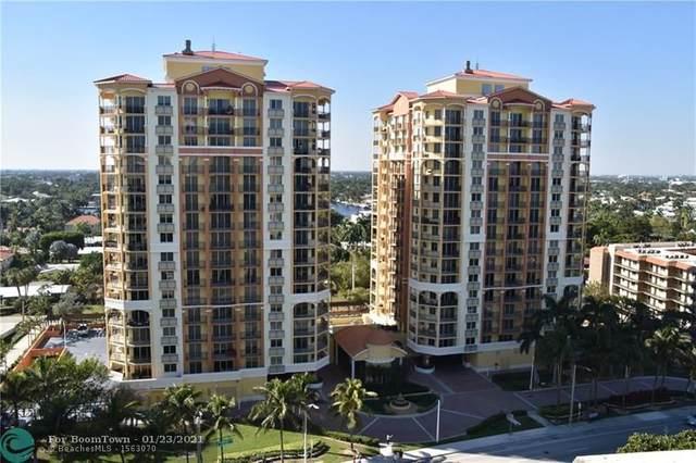2001 N Ocean Blvd #601, Fort Lauderdale, FL 33305 (#F10263966) :: Ryan Jennings Group
