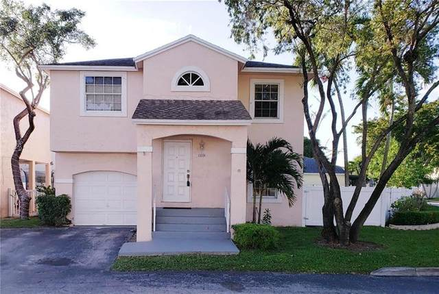 12028 NW 13th St, Pembroke Pines, FL 33026 (MLS #F10264494) :: The Jack Coden Group