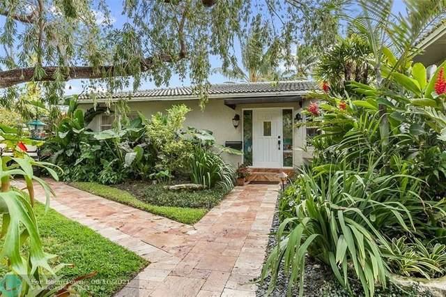 1614 SE 11th St, Fort Lauderdale, FL 33316 (#F10264568) :: Baron Real Estate