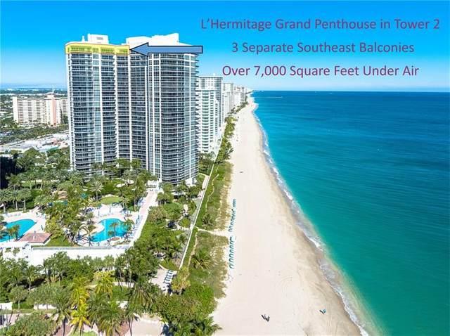 3200 N Ocean Blvd Ph2908, Fort Lauderdale, FL 33308 (MLS #F10264985) :: Castelli Real Estate Services