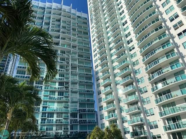 41 SE 5th St #1612, Miami, FL 33131 (MLS #F10265026) :: Green Realty Properties