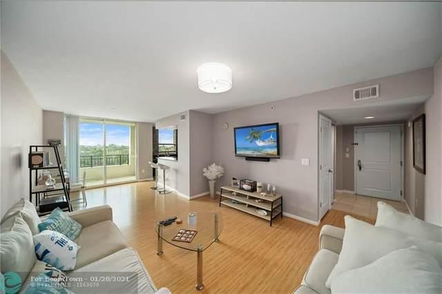 610 W Las Olas Blvd 512N, Fort Lauderdale, FL 33312 (MLS #F10265844) :: Green Realty Properties