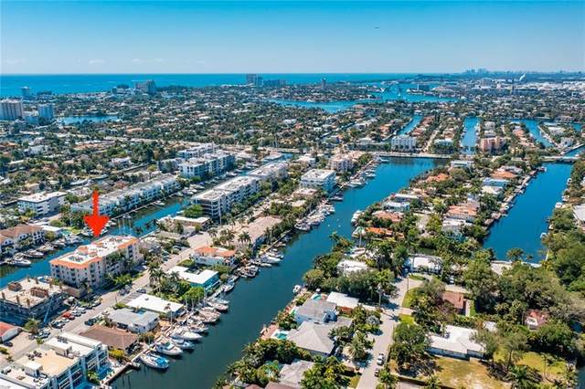 110 Hendricks Isle #8, Fort Lauderdale, FL 33301 (#F10268505) :: Treasure Property Group