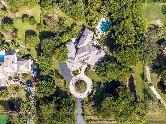 9101 NW 66th Ln, Parkland, FL 33067 (MLS #F10268953) :: The Howland Group