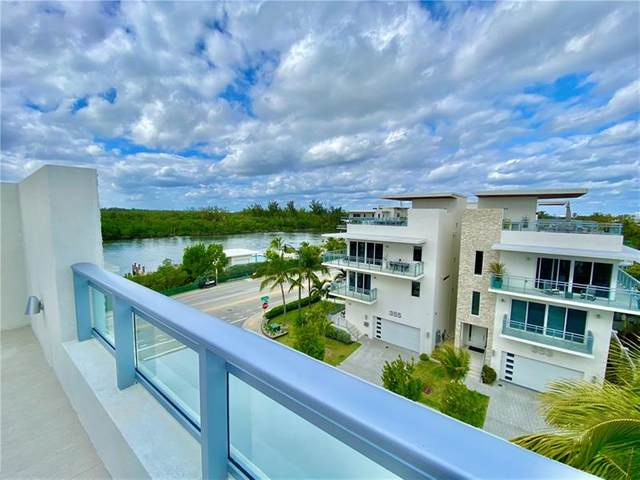 348 Desoto Street, Hollywood, FL 33019 (#F10269334) :: Posh Properties