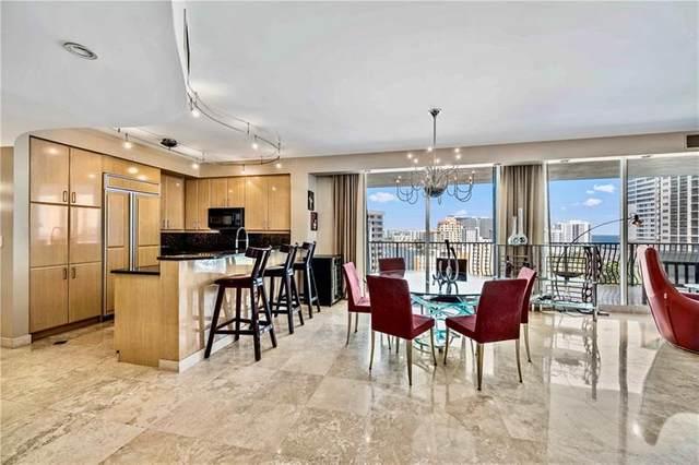 100 S Birch Rd #1202, Fort Lauderdale, FL 33316 (MLS #F10271814) :: Castelli Real Estate Services
